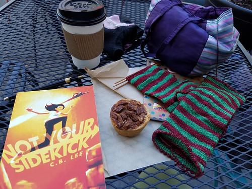 Coffeeneuring #5: Grassroots Gourmet