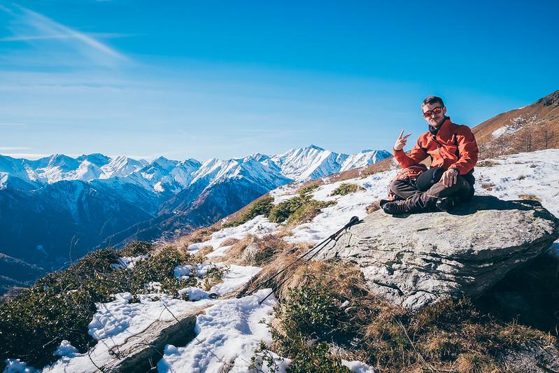 Punta Raccias (2206 m.)