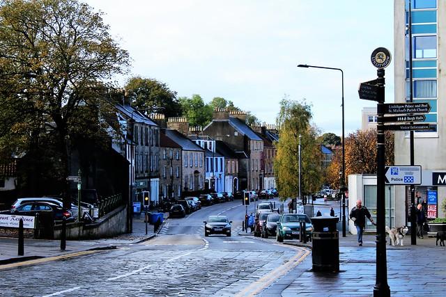 High Street, Linlithgow, Scotland