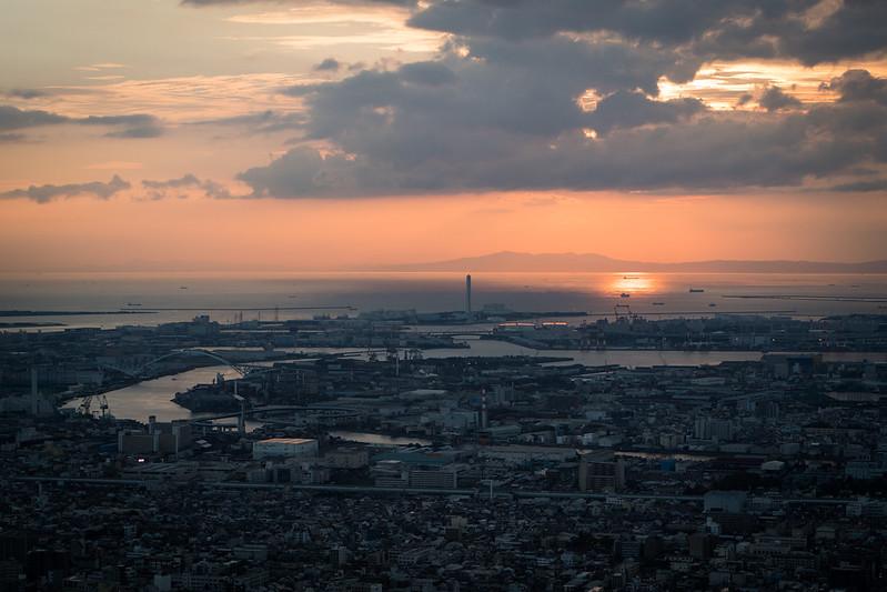 夕陽 Harukas 阿倍野|大阪 Osaka