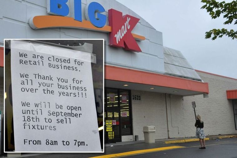 Kmart -- Boone, NC