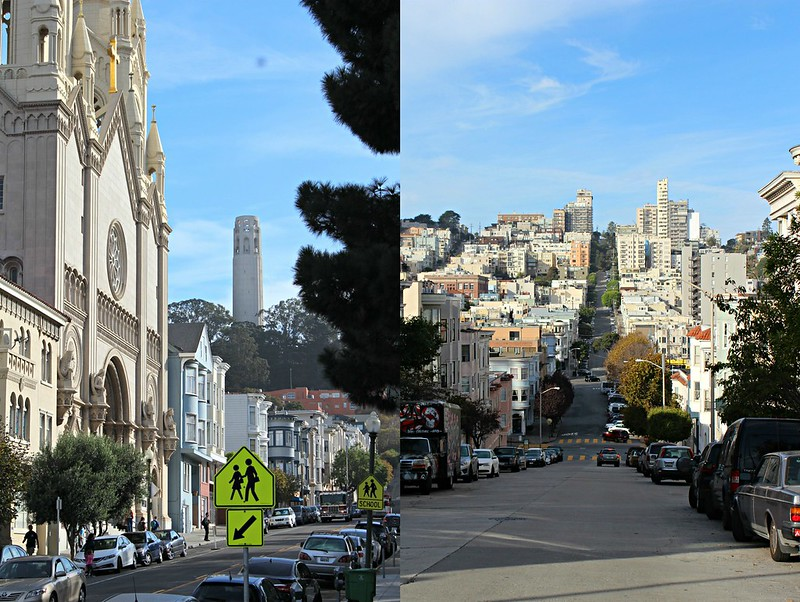 Coit Tower / North Beach