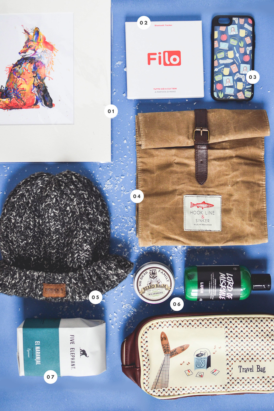 Unconventional Christmas Gift Guide: The Men In Your Life