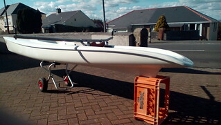 VirusBoats TurboSkiff for sale