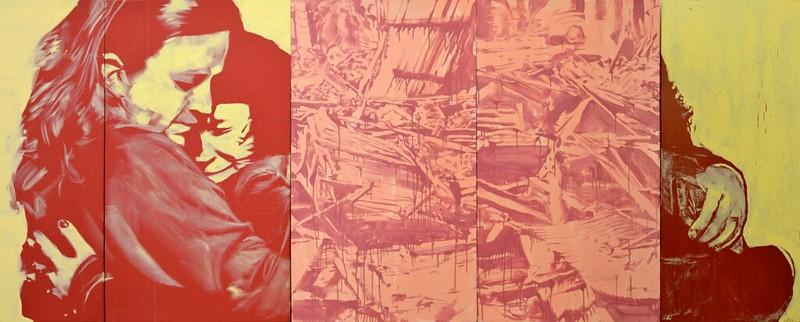 « Acabo de Mundo » de Sebastián Riffo. Contemporaneoarte Museo del Quinta Normal.