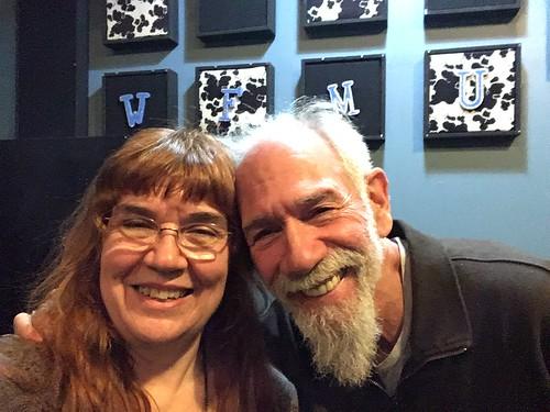 Irene Trudel & Don Bikoff-WFMU 2016-12-27