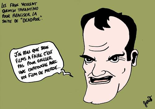 03_Tarantino pour Deadpool