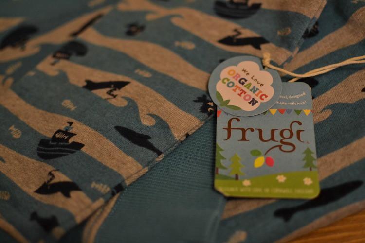 Frugi Christmas Jumper