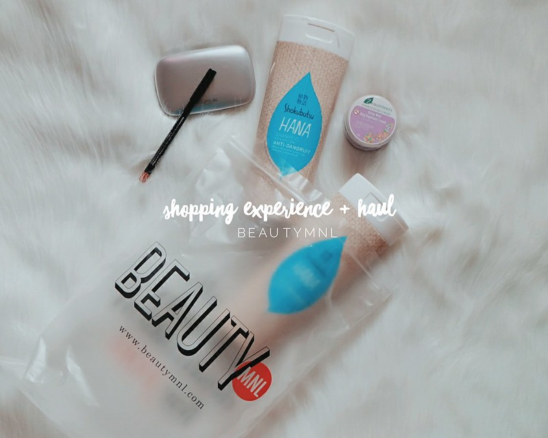 My BeautyMNL Online Shopping Experience + Haul