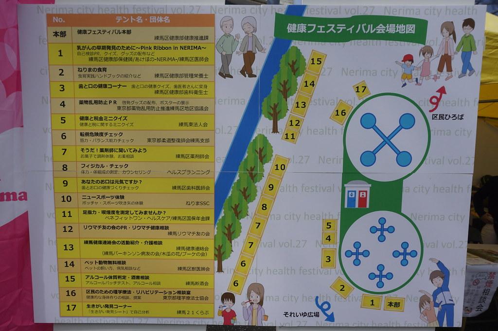 練馬まつり(豊島園)