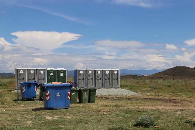 Nea Kavala Refugee camp