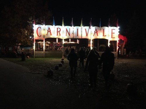 Time for the Carnivale, at Saunders Farm