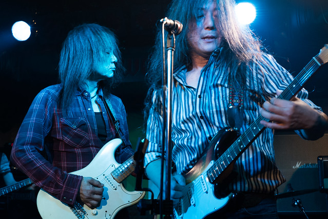 Rory Gallagher Tribute Festival - jam session at Crawdaddy Club, Tokyo, 22 Oct 2016 -00414
