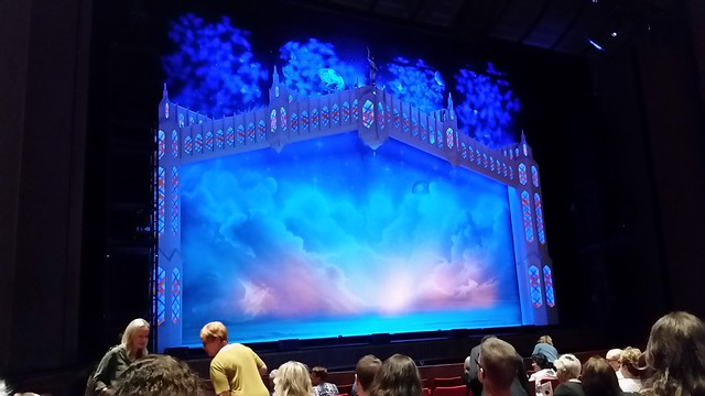 The Book of Mormon Stage Dressing