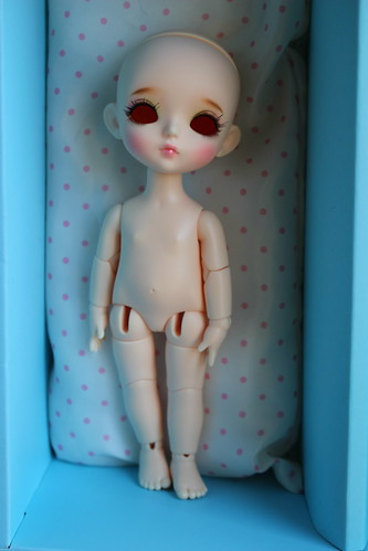 Lati Yellow Joi event doll with face up