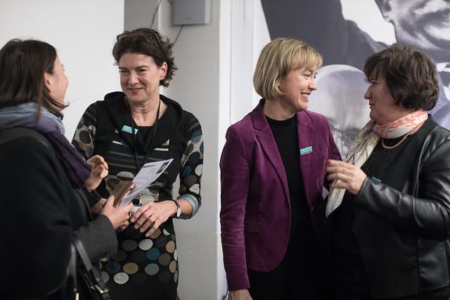2016-10-27 - Face à la montée des conservatismes, défendre les droits des femmes dans l'UE