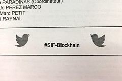 From Blockchain to Block hain ! So true