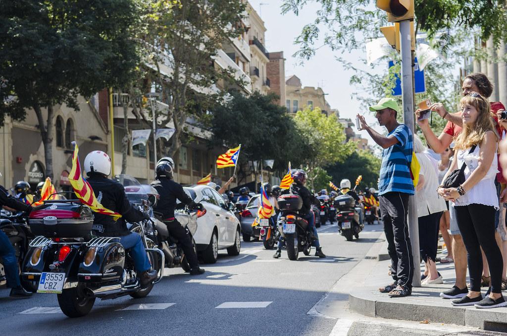Catalonia 11. september 2016