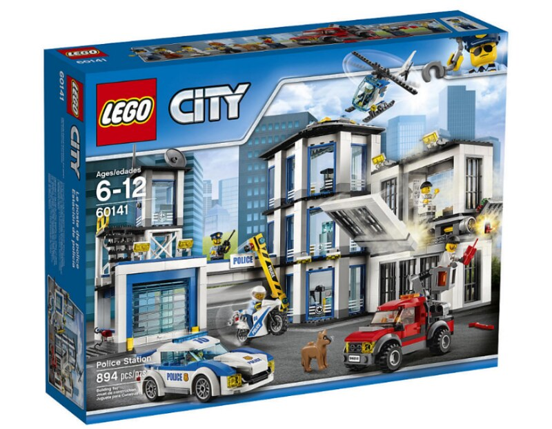 LEGO City Police Station (60141)