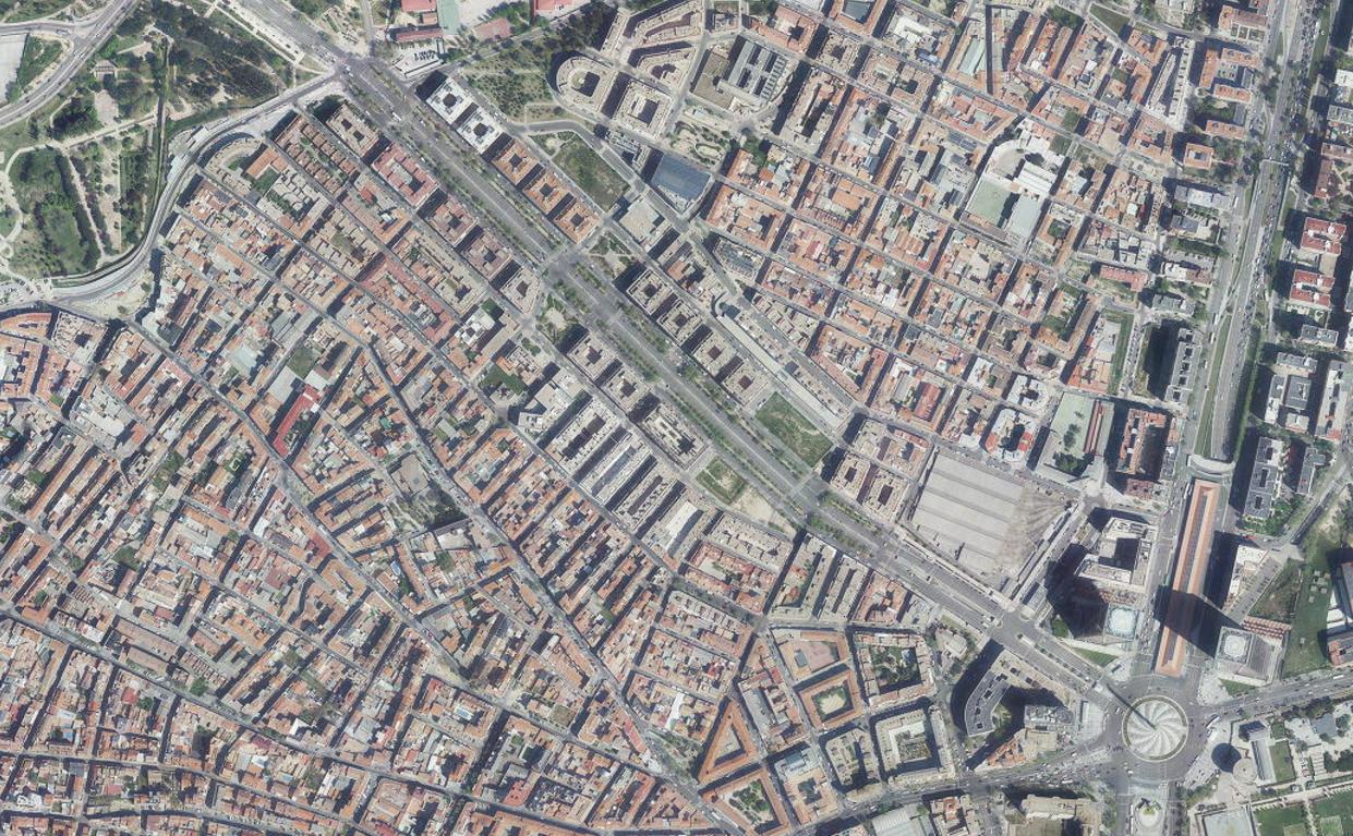 la ventilla, madrid, the farty, después, urbanismo, planeamiento, urbano, desastre, urbanístico, construcción, rotondas, carretera