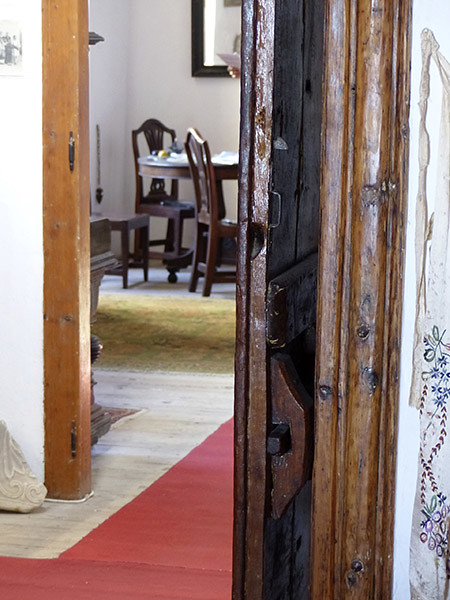 porte musée vénitien