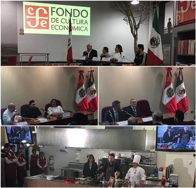 Día de la Gastronomía Mexicana en Lima