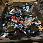 Oliver Geddes Medal Bag from Instagram