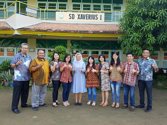 SD Xaverius 1 Palembang