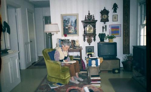 2004 Grace E at desk flash