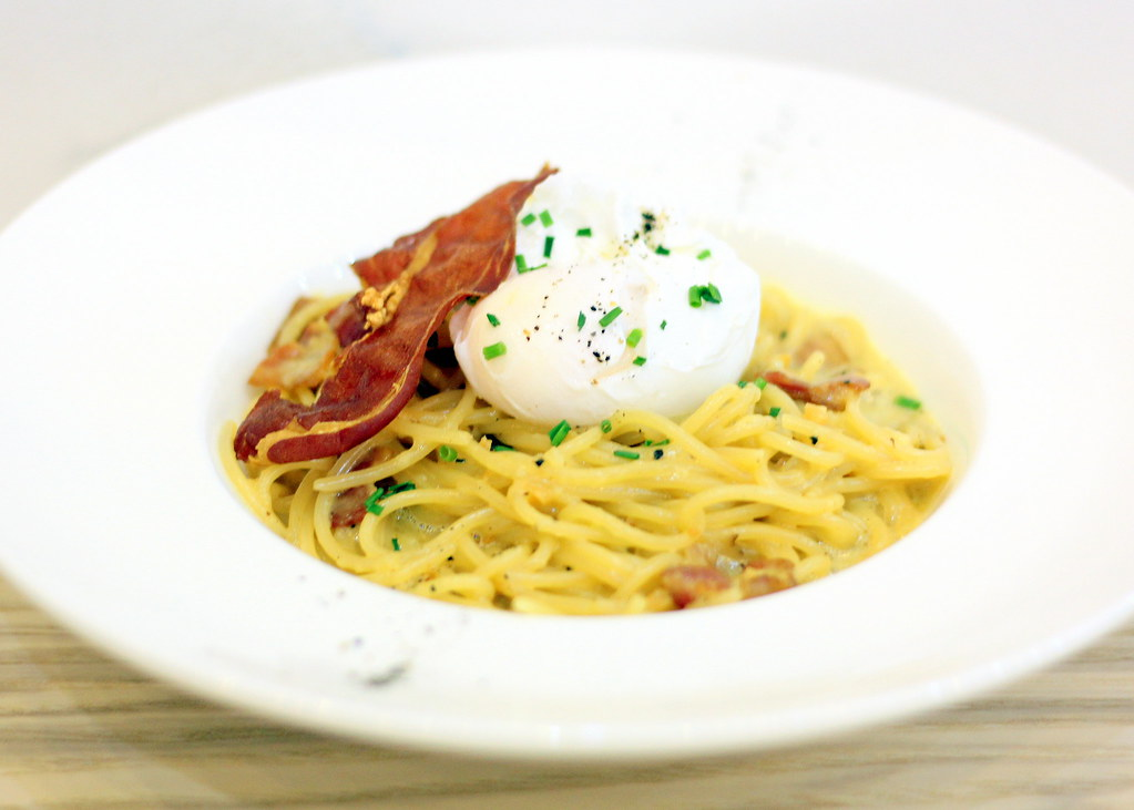 Whisk & Paddle: Carbonara