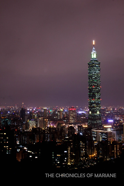 10 taipei night xiangshan
