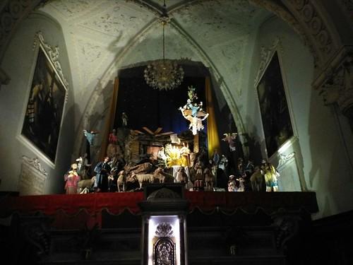 presepe chiesa san francesco