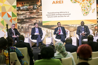 COP22 : AREI Independt Delivery Unit: Setting the Stage, 9 November 2016