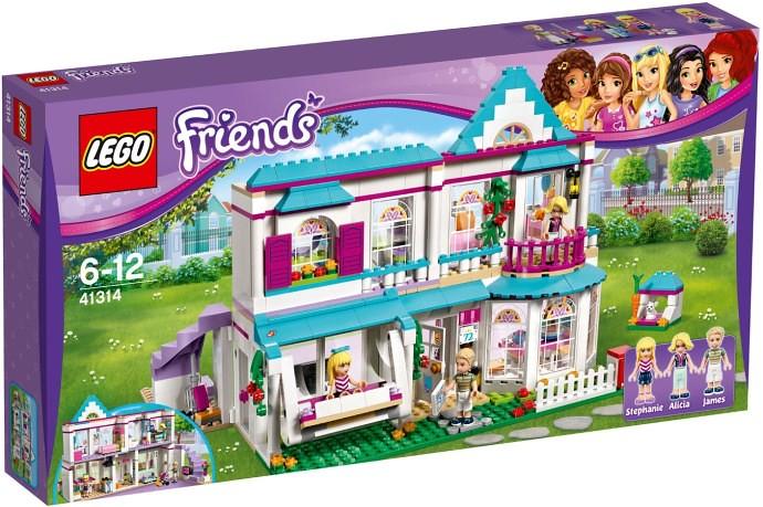 LEGO Friends 2017 - Stephanie's House (41314)