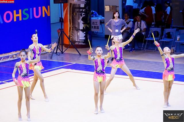20151006 韻律體操 104全國運動會