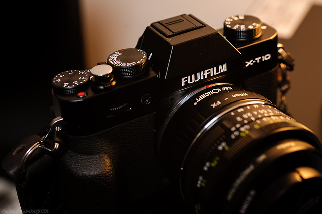X-T10(Customized by mikanX4)