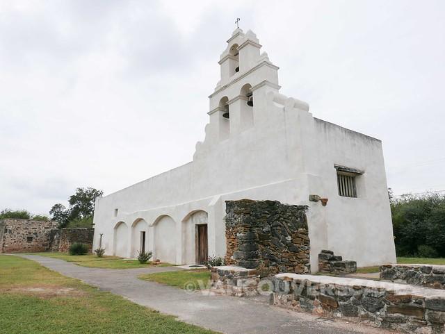 San Antonio/Mission San Juan