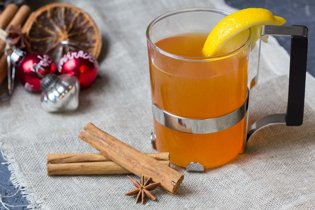 Apfel Cidre Punsch via lunchforone