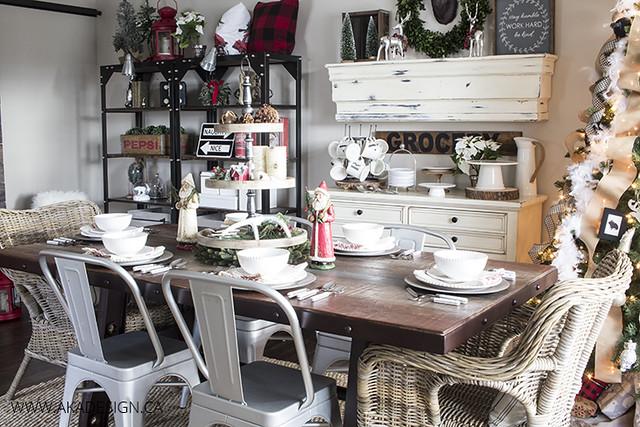 Casa navideña_ Rojo Valentino Blog 5