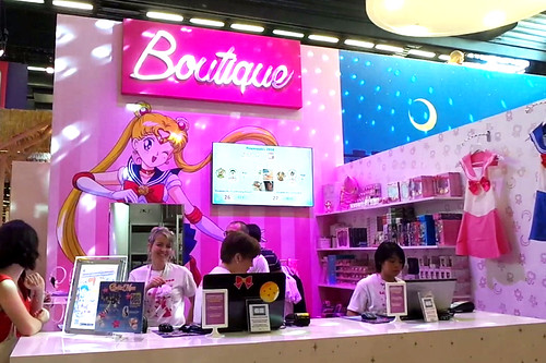 Sailor Moon Boutique