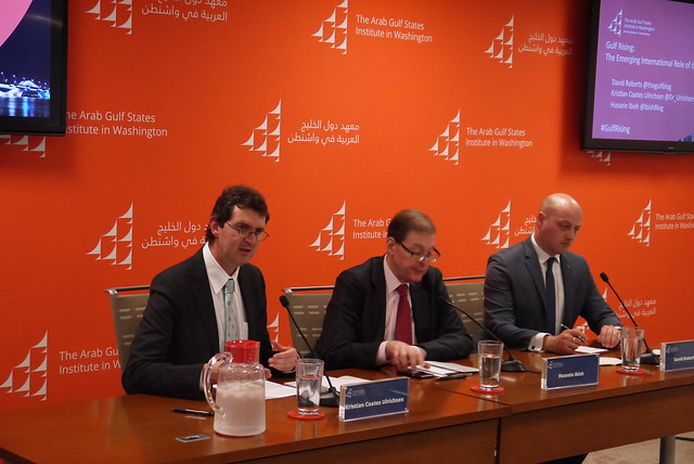 Gulf Rising: The Emerging International Role of the Gulf States