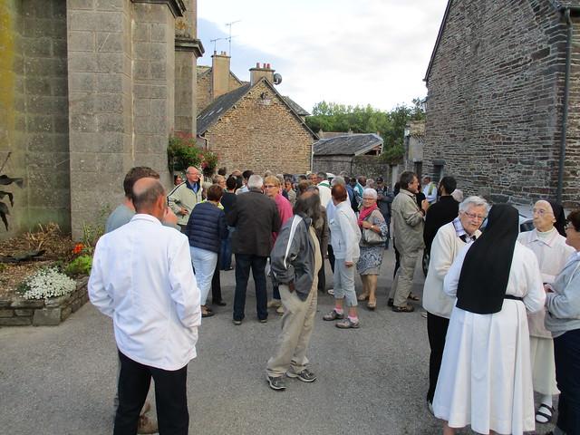 Marche synodale - Zone pastorale de Rostrenen