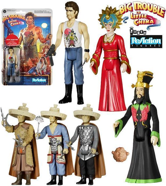 Big Trouble in Little China - Action Figure - 6