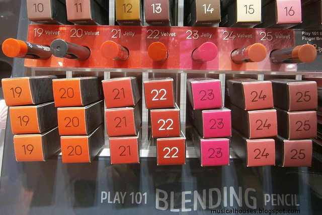 Etude House Play 101 Blending Pencil 19 to 25