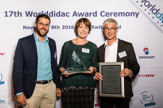 17th Worlddidac Award Ceremony