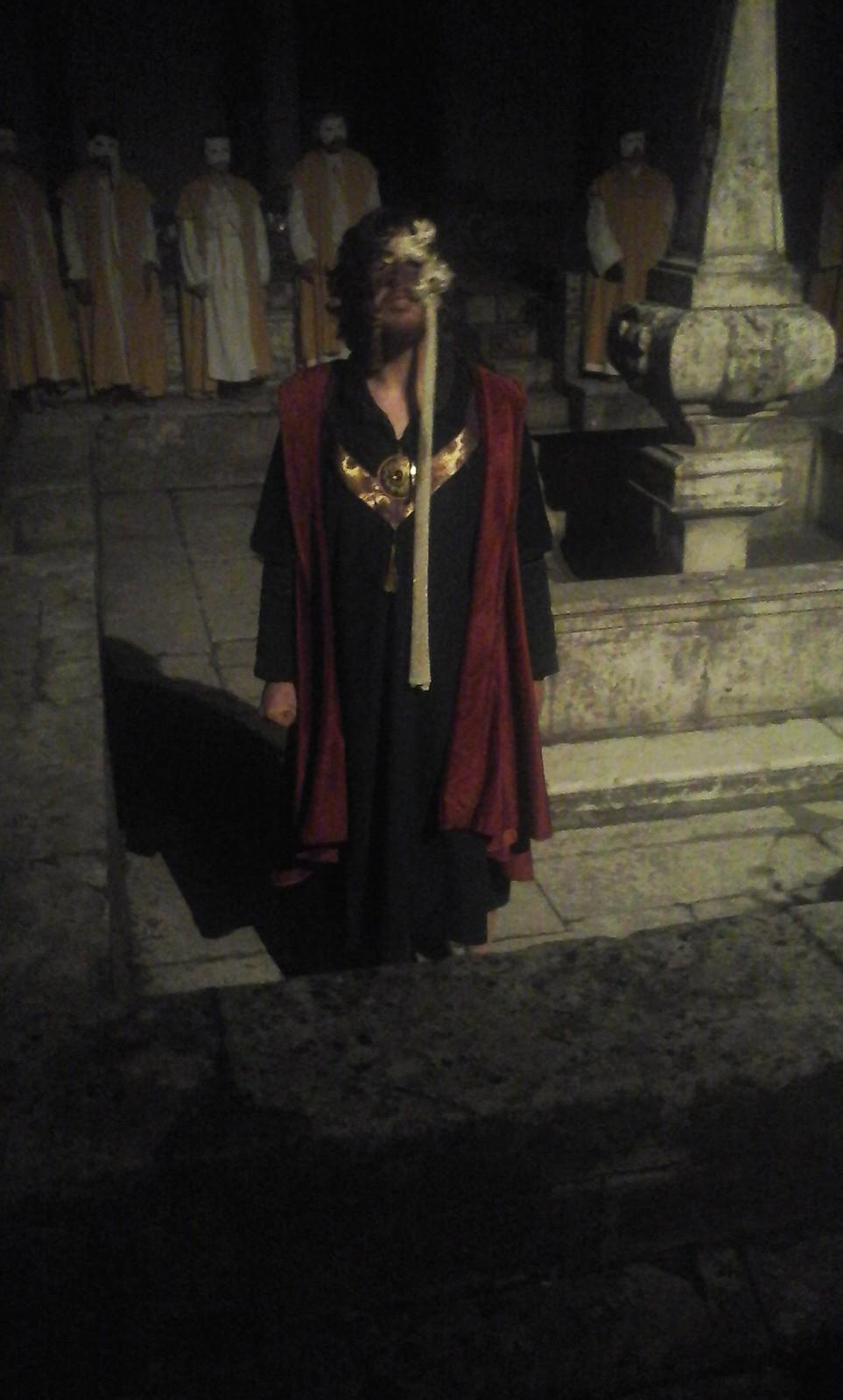 A tragédia de Sófocles, Rei Édipo