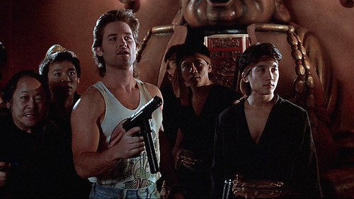 Big Trouble in Little China - screenshot 17