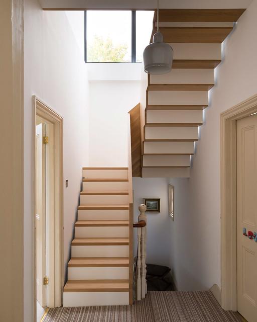 Victorian loft architecture by A Small Studio. Sundeno_05