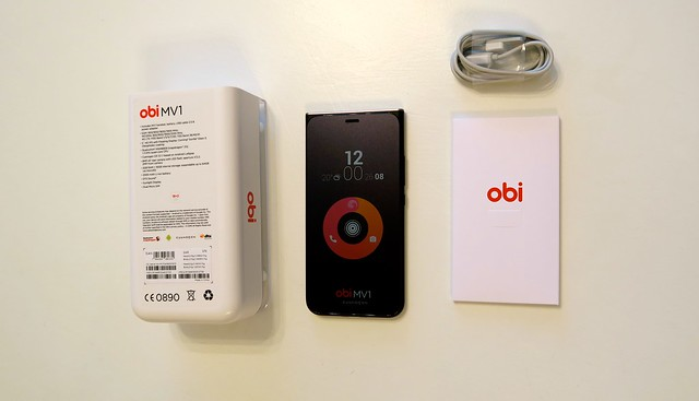 OBI MV1 SMARTPHONE