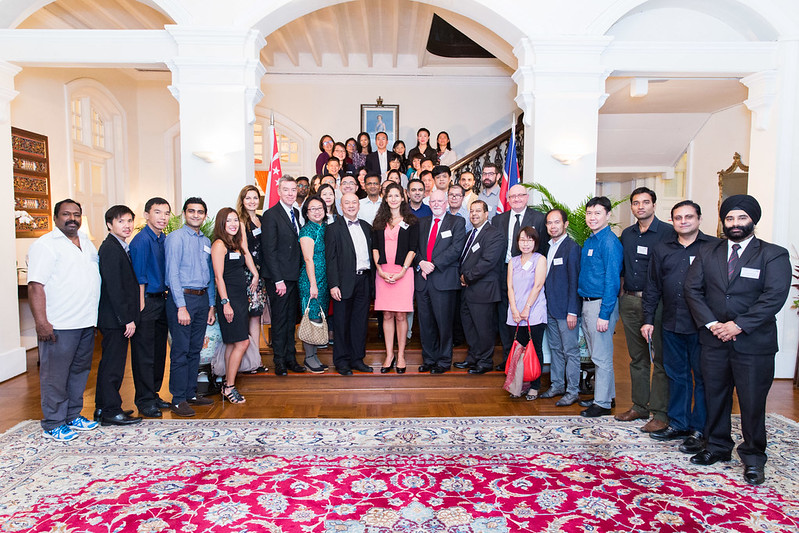 50th Anniversary Singapore Alumni Celebration 2016